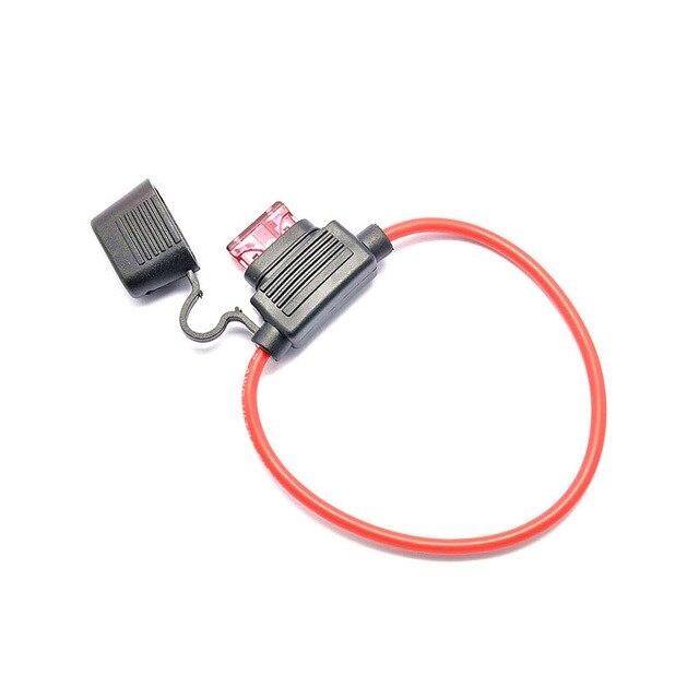 high-quality fuse box / car fuse socket / medium / waterproof fire