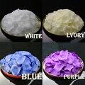 La boda de Rose Petals decoraciones de mesa de flores partido colores disponibles precio barato de la boda suministros pétalos de rosa para bodas