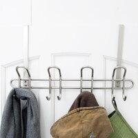 Door back hook no trace nail free bedroom coat clothes hanger door hanging bathroom towel hook wx8061456