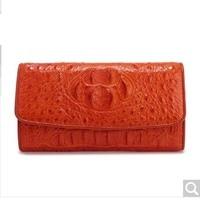 veitasi crocodile bag Lady handbag crocodile pattern Europe United States fashion buckle wallet purse to give women cluch bag