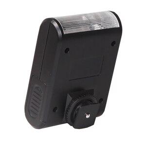 Image 3 - Mini Led Flash Speedlite Zaklamp Voor Sony A9 A7S A7R A7 Iii Ii A6500 A6400 A6300 A6000 A3000 / Canon eos M50 M6 M5 M3 M2 M