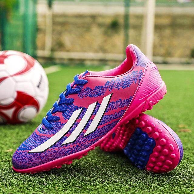 d6be8ac89b48 Authentic Men Football Boots Superfly Messi Cleats X 18.1 FG Hard Court  Trainers Women Soccer Shoes Professional Nail Sneakers