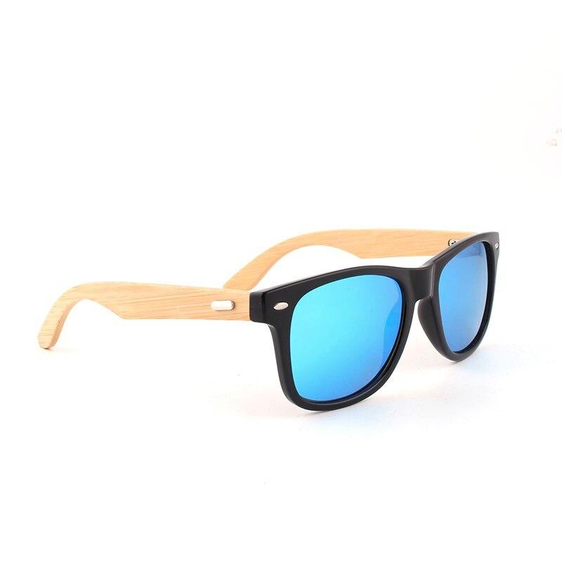 2016 New Bamboo Polarized Sunglasses Men Wooden Sun glasses Women Brand Designer Original Wood Glasses Oculos de sol masculino 20