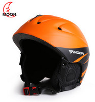 MOON 2016 Newest Style Ski Helmet Professional Skiing Sports Snow Safety Good Quality Helmet MS86