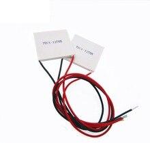 5 قطعة/الوحدة TEC1 12705 الحرارية المبردة بلتيير 12705 12 فولت 5A خلايا ، TEC12705 بلتيير Elemente وحدة