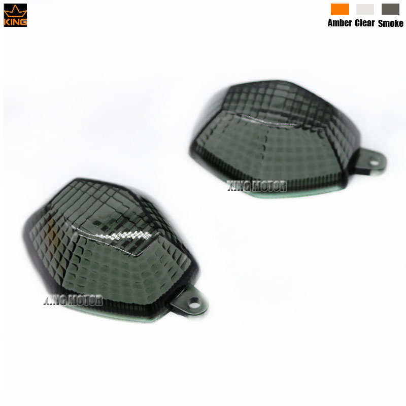 For SUZUKI SV 650/1000N/S GSX 650F/1250FA Motorcycle Accessories Turning signal Blinker Light Lens Smoke exage 1000 fa в краснодаре
