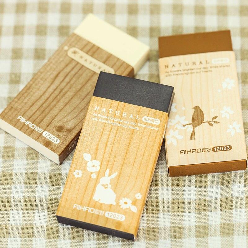 Корея канцелярские природный негабаритных поставки резины школы ластик