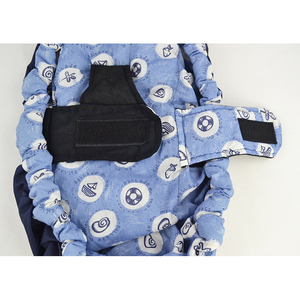 Image 5 - Newborn Baby Carrier Swaddle Sling Infant Nursing Papoose Pouch Front Carry Wrap Pure Cotton Breastfeed Feeding Carry Bag