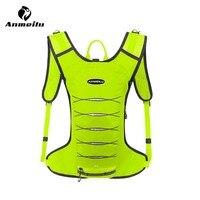 Anmeilu 3L Sport Running Bag Women Men Waterproof Hiking Cycling Camping Backpack Jogging Belt Waist Vest Pack Gym Accessories