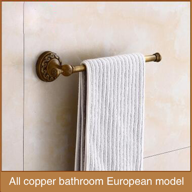 High End Towel Rod Wenzhou Manufacturers Supply Bathroom Hardware Pure