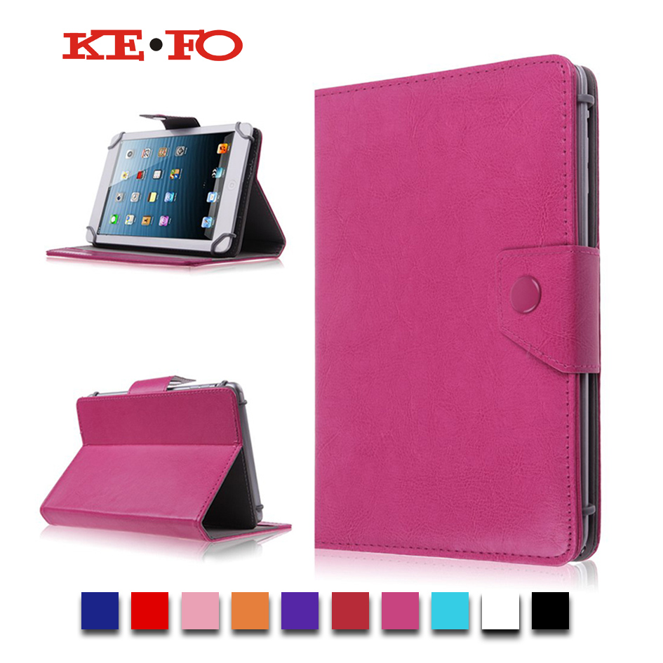 For Amazon Kindle Fire HD 7 PU Leather Case Stand Cover For SUPRA M727G M728G M729G SD700 7inch Universal Android Tablet bags