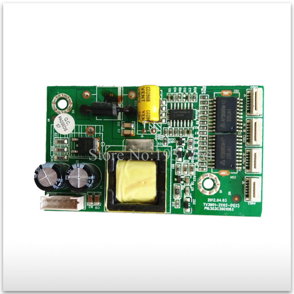 95% new original for Boost plate LE39M26 TV3901-ZC02-01(C) 303C3901063 Set-UP Board good working