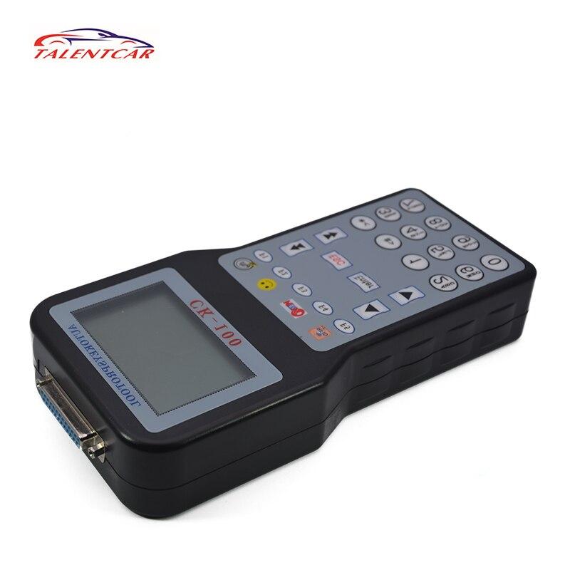 Offres Spéciales Clé Programmeur V46.02 CK-100 Auto Clé De Voiture Programmation CK 100 v46.02 CK100 Soutien Code Pin Lecteur