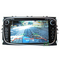 4 Core 2G RAM 2Din Android 6 0 Car DVD Player For Ford Mondeo S Max