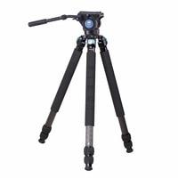 SIRUI R4213X + VH15 carbon fiber SLR camera camcorder portable stand tripod