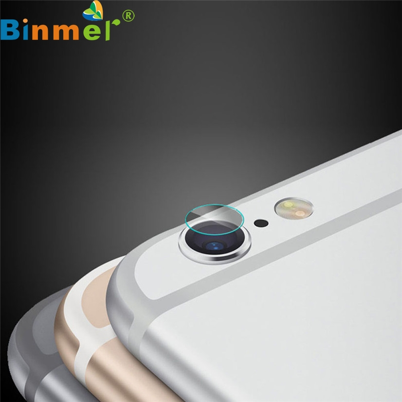 Factory Price Binmer NEW 1PC Hot Tempered Glass Protector Camera Film For iPhone7 4.7Inch Oct20