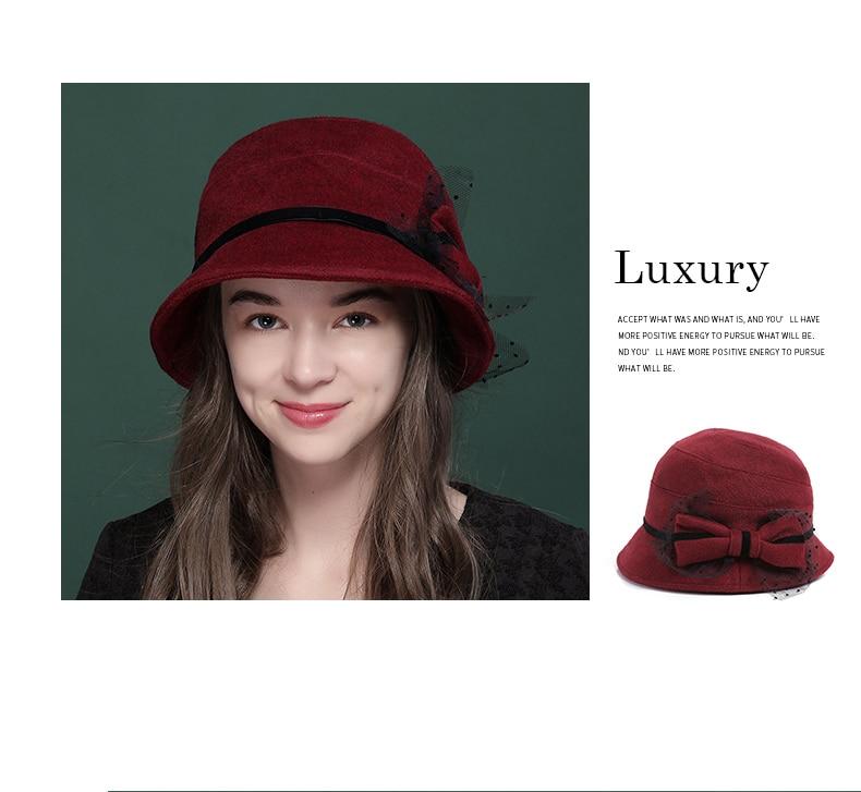 4 womens hats