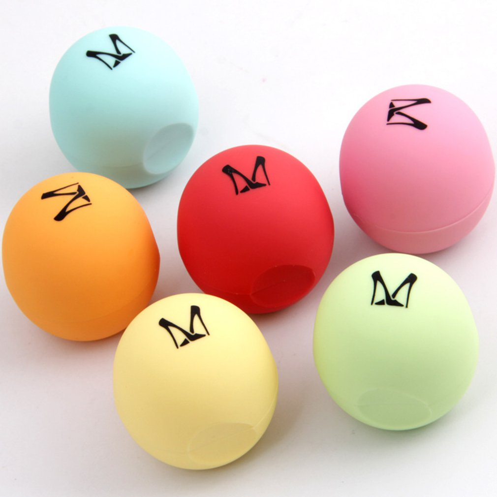 MISS ROSE Lip Balm Ball Deep Moisturizing Portable Moisturizing Lip Skin Care image
