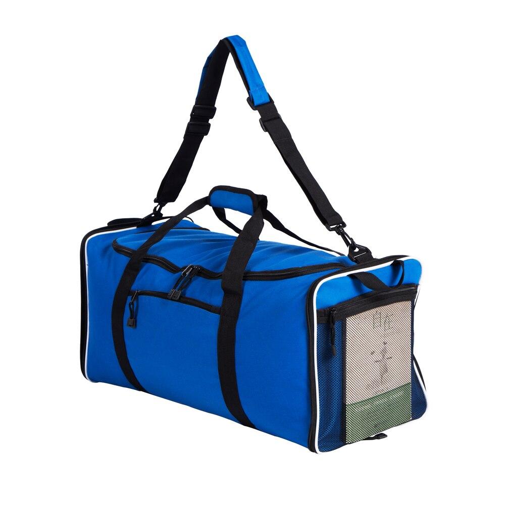 کیسه های تاشو کیسه های پلی استر مسافرتی Flyone LARGE TRAVEL DUFFLE کیسه های تاشو 11x12.5x25 اینچ با ظرفیت 57L تسمه شانه
