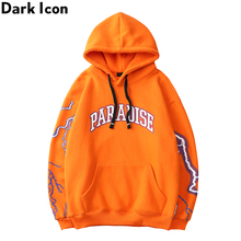 Dark Icon Flash Paradise Front Pocket Mens Hoodie 2019 Autumn Pullover Hip Hop Hoodies