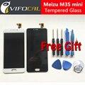 Meizu m3s mini pantalla lcd de 5.0 pulgadas + pantalla táctil + herramientas de alta calidad hd digitalizador asamblea reemplazo para el teléfono móvil