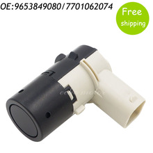 Parking Sensor PDC  9653849080 7701062074 For Renault Clio Grand Espace Scenic  Laguna Megane Saab 9-5 Mini Cooper 550, R52, R53