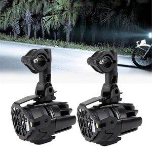 Motorcycle fog lights LED Auxi