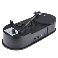 ezcap610P USB Turntable LP Record Vinyl to MP3 Converter Stereo CD Player