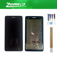 7.0 Inch For Huawei Honor Play Mediapad T1 701 T1 701U T1 701U T1 7 Huawei T1 701 LCD Display+Touch Screen Digitizer+Tape&Tool