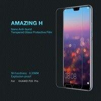 Для Huawei P20 Pro закаленное Стекло 9 H Nillkin Удивительный H 0.33 мм нанометр Экран протектор для P20 Pro закаленное стекло протектор
