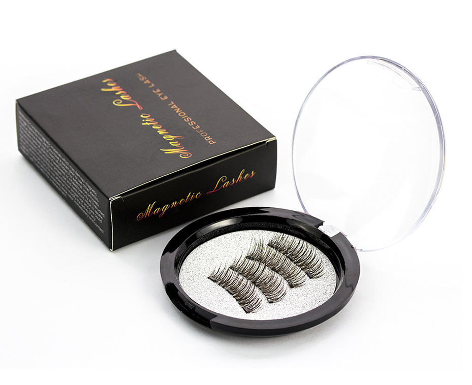 3d Magnetic False Eyelashes (3)