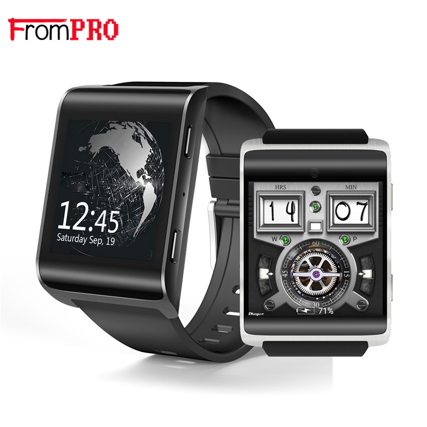 4G Smart Watch DM2018 1.54 inch GPS Sports smartwatch phone Android 6.0 Bluetooth 4.0 Heart Rate Monitor Pedometer PK LEM7 DM98 цена