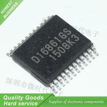 2PCS D16861GS D16861 SSOP24 D16861G D16861 Automotive Ignition Driver IC New Original Free Shipping