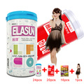 ELASUN 60pcs Ultra Thin Condoms Relax Pleasure for Her Safer Sex Natural Latex Rubber Condom for Men Queen's Choice