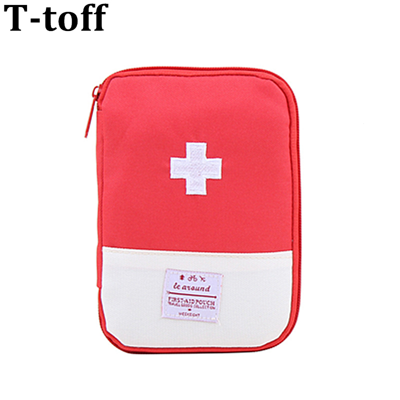 Portable First-aid Kit Creative Travel Bag Small Portable Drug Nylon First Aid Medicine Bag Case
