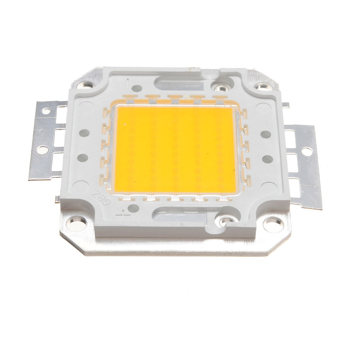 Jiguoor Hot Sale High Power 50W 4000LM Super Bright COB Spot LED Lamp Chips Light Bulb Pure/Warm White 2 Colors