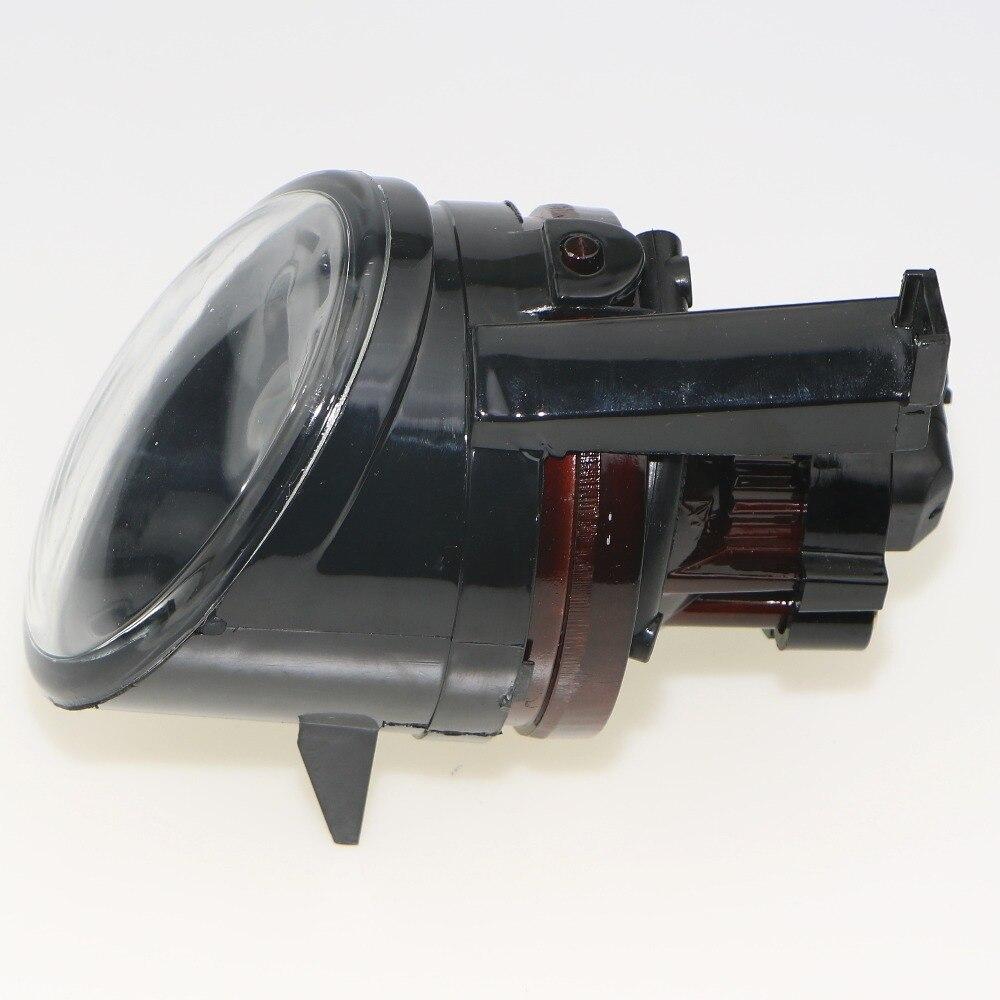 1 шт. правой Новый 9006 вилка 12 В 55 Вт выпуклая линза фары Противотуманные Лампа для Tiguan EOS поло Touran гольф MK6 1T0 941 700 C 1T0941700