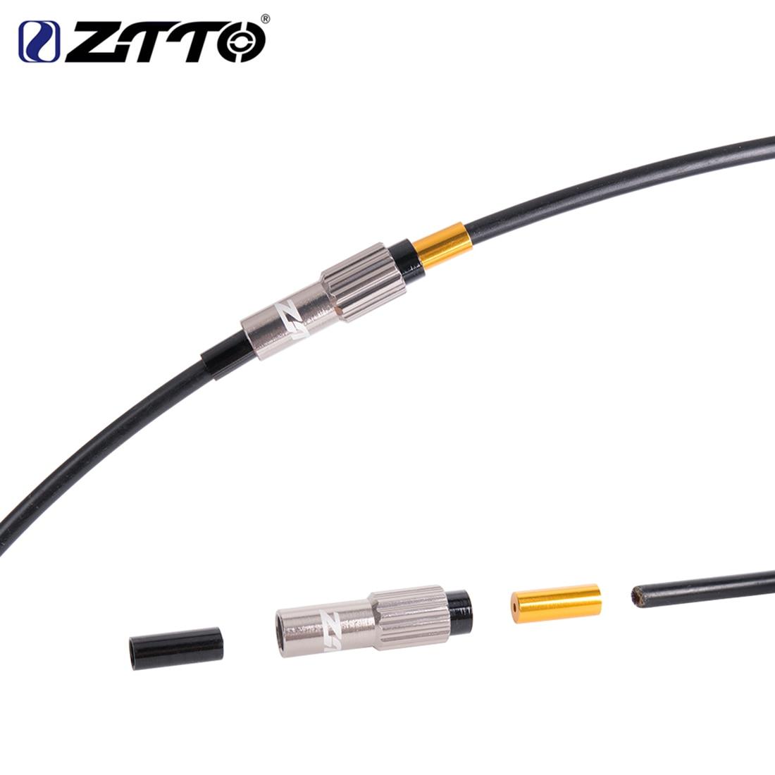 Ztto Light Alloy Cable Sets Mtb Mountain Road Bike V Brake