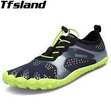 Мужская обувь унисекс; дышащие кроссовки; женская обувь для плавания; быстросохнущая обувь с пятью пальцами; обувь для фитнеса; светильник