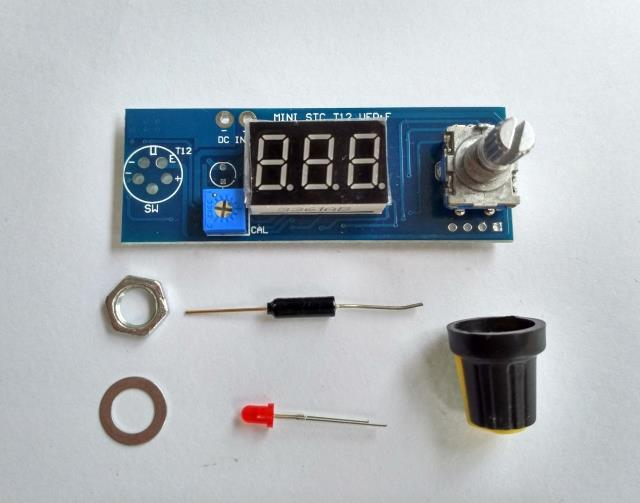 T12 Heating Core Digital Soldering Iron Station Temperature Controller  цены