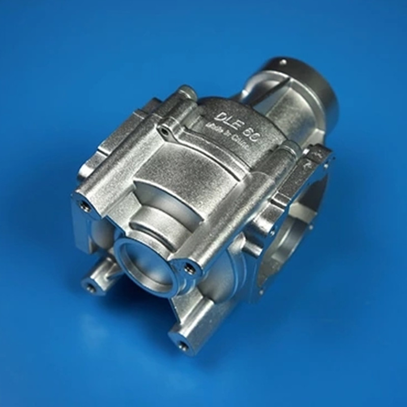 DLE60 crankcase for DLE 60 engine dle60 crankshaft connecting rod for dle engine parts connector