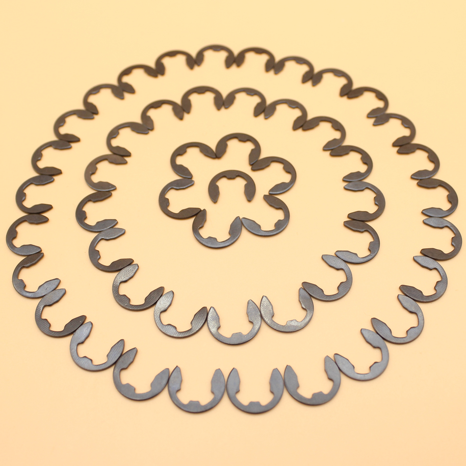 50Pcs/lot Clutch Drum Sprocket Clip For STIHL MS170 MS180 MS210 MS230 MS250 017 018 021 023 025 Chainsaw Spare Parts