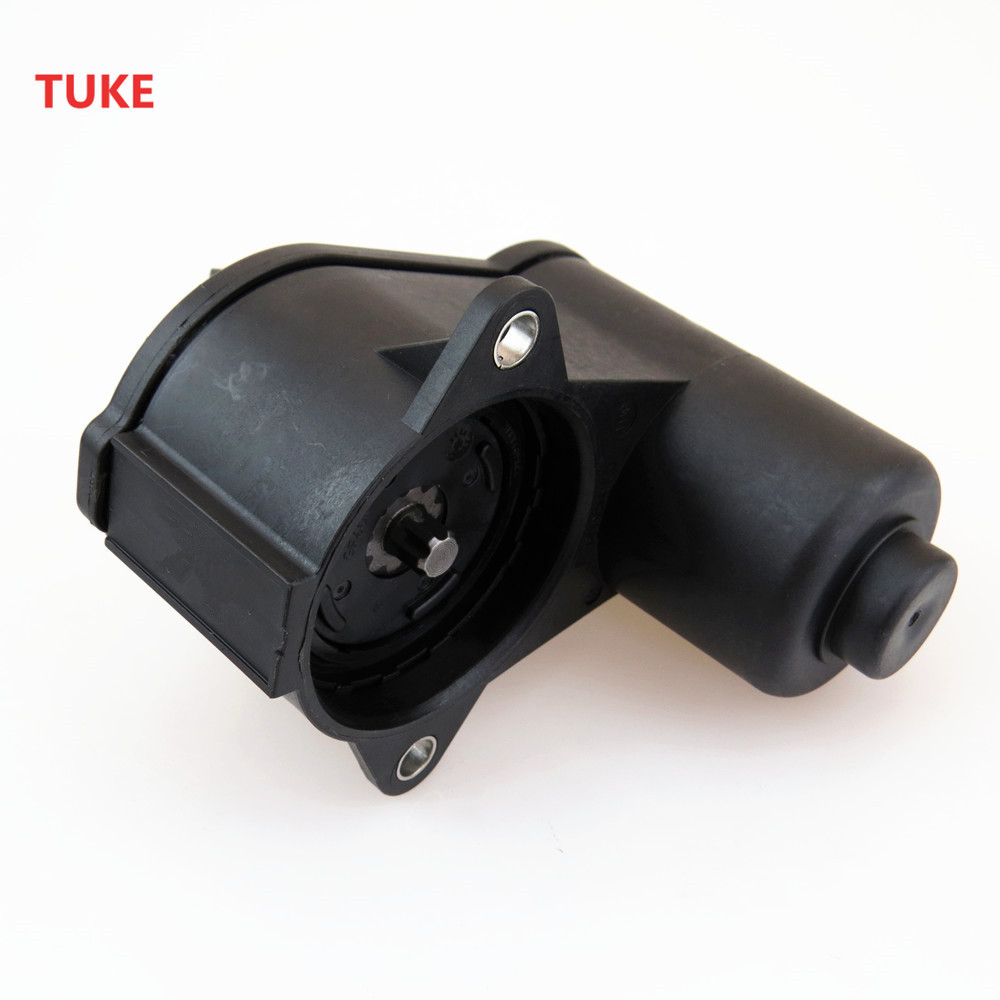 TUKE New 6 Torx Rear Handbrake Servo Motor Cylinder Brake Calipers For VW Tiguan Sharan Passat B6 B7 CC 32332267 3C0 998 281 B 6 set rear brake motor screw combination kit for vw passat cc b6 b7 tiguan sharan a4 a5 sportback a6 q3 q5 s5 coupe 32326315