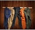 2016 осень мужская Шаровары Модный Личность Случайные Хип-Хоп Танцы Мужской Брюки бегунов тренировочные брюки большой размер 5XL