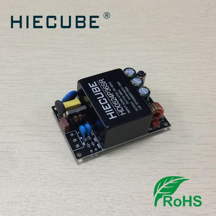 5V24V Power Module, 220V to 5V24V Ac Dc DEMO Board, with EMC Filter finished lm317 lm337 lf 353 servo rectifier filter power board ac to dc