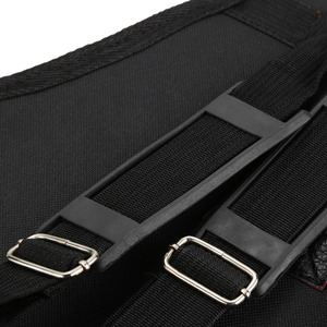 Image 4 - Saxophone Bag 600D Thicken Padded Alto Saxophone Sax Bag Case 15mm Foam Hard Board Double Zipper with Adjustable Strap
