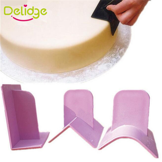 Cake Smoother Set