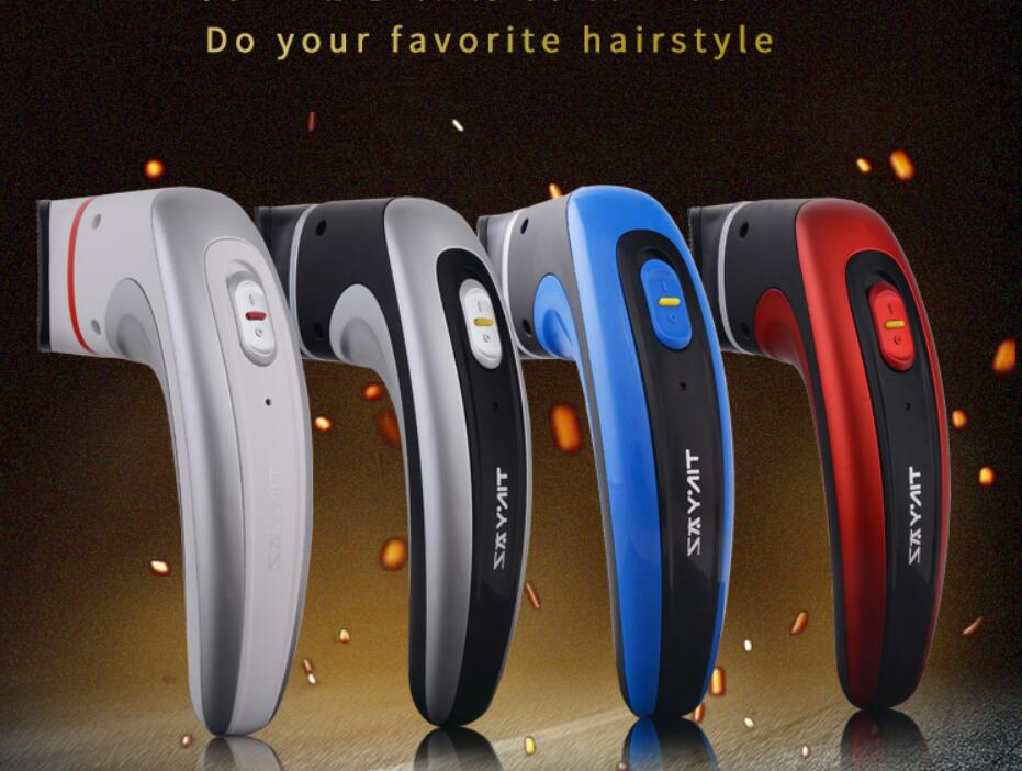 newest electric pro diy hair clipper easily cut hair styling yourself adult hair trimmer cutter barber salon tool trim razor automatic shearing hair trimmer hair cutter machine kit hair clipper cutting razor for barber diy hair cut adult rechargeable