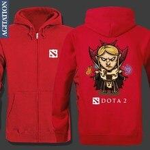DOTA2 Invoker Hoodie Jacket