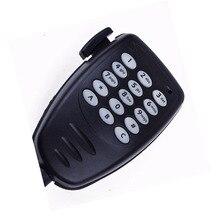 Para Motorola rádio Orador Ombro AARMN4026B Microfone com Teclado GM300/GM340/GM340/GM360/GM338/GM3188 /CM200 Walkie Talkie